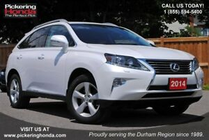 2014 Lexus RX 350 LEATHER SUNROOF REAR CAMERA