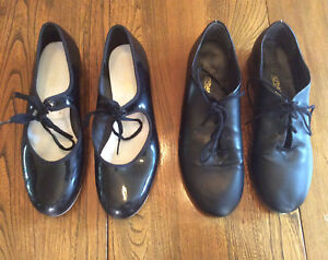 Two Pair Tap/Step Shoes - $15/pr