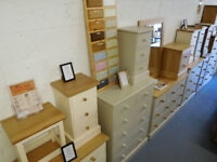 Brand New EX-Display Pine & Oak Furniture