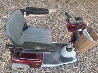 Shoprider Mobility Scooter 3 wheeled spares repairs