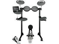Yamaha portable drum kit.
