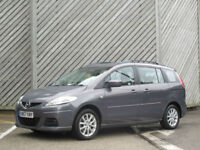 2008/57 MAZDA 5 TS2 1.8 ESTATE 7 SEATER - ONLY 54000 MILES