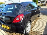 vauxhall corsa 1.3 cdti parts from a 2008/9 car black 3 door