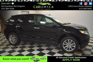 2011 Ford Edge SEL - PANORAMIC SUNROOF**HEATED LEATHER**PARK AID