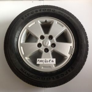 Alloy Rims & Tires