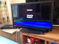 "Toshiba 24"" Freeview TV"