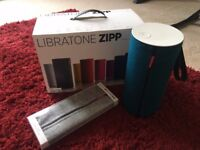Libratone Zipp Classic Airplay Wireless Speaker Boxed With 3 Spare Covers