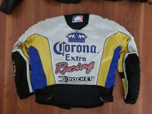 Joe Rocket Corona Racing Mesh Motorcycle Jacket