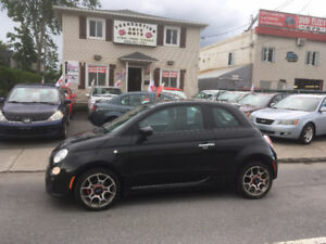 FIAT   500   2013     ***5 vitesse ***  agreable  a conduire***