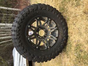 Toyo Open Country M/T's