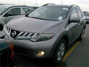2009 NISSAN MURANO *SUNROOF,PUSH START, NEEDS TRANSIMISSION !!!*