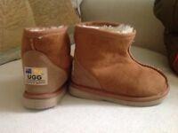 UGG boots children's size 9-10