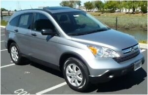 2007 Honda CR-V EX Sunroof SUV, Crossover