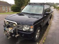 Range Rover Vogue with Offroad/Safari extras