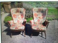 Two Errol Armchairs
