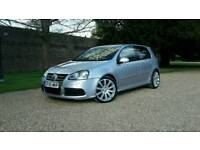 GOLF R32 4 MOTION 5 DOOR HPI CLEAR R HEATED LEATHERS EXTRA OPTION ALLOYS
