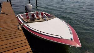 Ski Boat - 1993 Seabring SB166 W/Yamaha 115HP $6000OBO