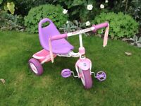 Toddlers Trike in excellent little used condition & adjustable to allow for growing.