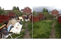 Rubbish removal /house & garden clearance