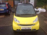 """Smart car""""passion"""""""
