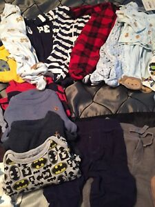 Baby boy 3-6 month clothing lot