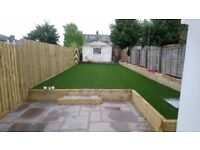 Patios /Artificial Grass /Fencing /Clearance