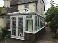 Conservatory used (uPVC) - make me an offer!!