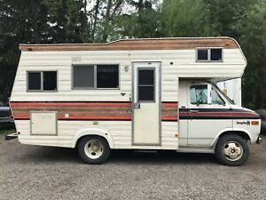 1977 19ft Chevy Motorhome