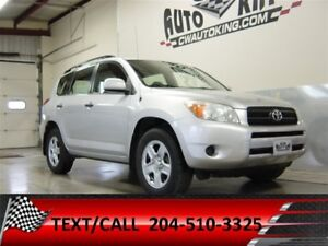2008 Toyota RAV4 All Wheel Drive / Financing Available