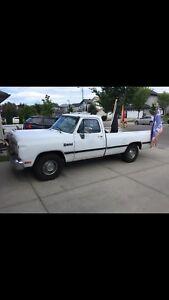 Redneck dream truck