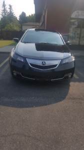 2012 Acura TL Tech Package