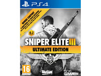 Sniper Elite 3 (ultimate Edition) for ps4