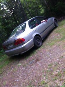 2000 civic sedan