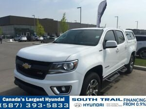 2017 Chevrolet Colorado AWD Z71 - DIESEL, CANOPY, HEATED SEATS,