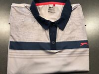 Large men's Slazenger golf shirt