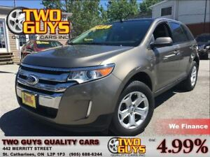 2013 Ford Edge SEL | NAVIGATION | LEATHER | MOON ROOF