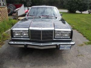 Chrysler 5th Avenue 1987 A1 condition - Read Description