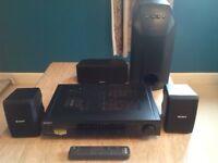 Sony AV Digital Surround Sound Amplifier. TA-VE100.