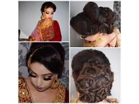 Hair and Makeup artist, Bridal, Party or any occasion.