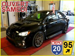 2016 Subaru WRX STi Sport-tech Package * AWD * TURBO * TOIT * CU