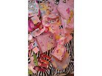 disney princess toys , rug, duvet covers etc bundle - loads