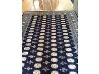 Hand Knotted Woollen Rug