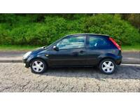 Ford Fiesta Zetec, 11 Months MOT, Well Serviced Reverse Parking Sensors