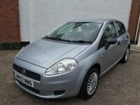 Fiat Punto Active 5 door model 2007 lovely condition inside and out Low insurance group