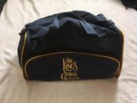 Kings School Gloucester sports bag