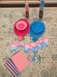 Party Supplies -Gender Reveal