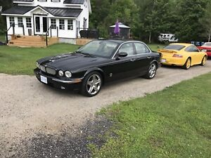 2007 Jaguar XJR. Super Charged
