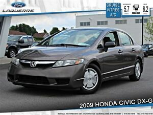 2009 Honda Civic DX-G**AUTOMATIQUE*CRUISE*A/C**