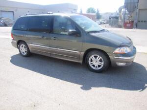 2003 Ford Windstar SEL Minivan, Van