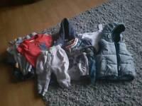 Baby boy bundle - 25 items - 3-6 months